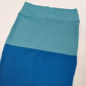 2 for $25 XL Cassie skirt LuLaRoe NWT
